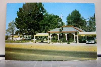 Tennessee TN Shell Lake Motel Memphis Postcard Old Vintage Card View Standard PC