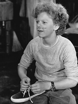 Sigmund And The Sea Monsters  Johnny Whitaker 8X10 Photo Reprint
