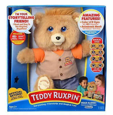 Teddy Ruxpin Official Return of the Storytime and Magical Bear
