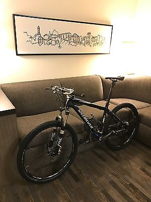 Amazing Condition 2008 Specialized Stumpjumper Comp Hardtail Medium 17.5 XC Bike