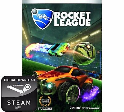 Rocket League Pc, Mac And Linux Steam Key