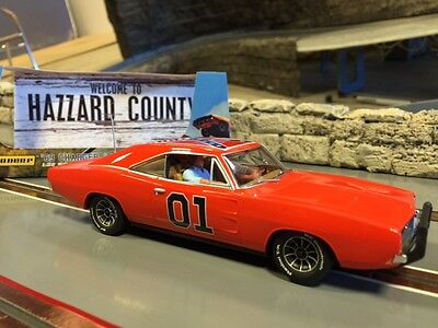 Pioneer 1:32 Scale 1969 General Lee Dodge Charger - Scalextric, Ninco, Carrera