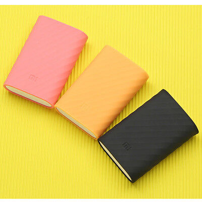 For Xiaomi Silicone Charge Pal Soft Cover Case For MI 10000mAh Power Bank