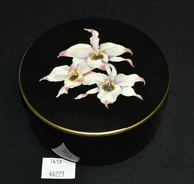 ThriftCHI ~ Villeroy & Boch Ceramic Trinket Box Orchidee Design