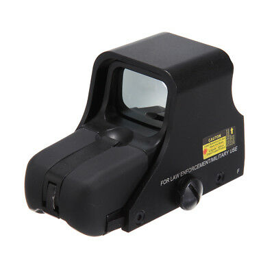 Outdoor  Red Green Dot Sight Scope Tactical 551 Airsoft Riflescope Holographic