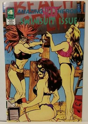 Amazing Spoof Heroes Swimsuit Special 4. Adam Hughes. Combine shipping.
