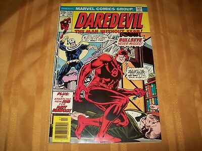 Daredevil # 131 Comic 9.4 NM 1st Bullseye High Grade 168 Key Netflix