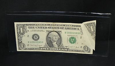 West Point Coins ~ Large Butterfly Error $1 Note 1988A