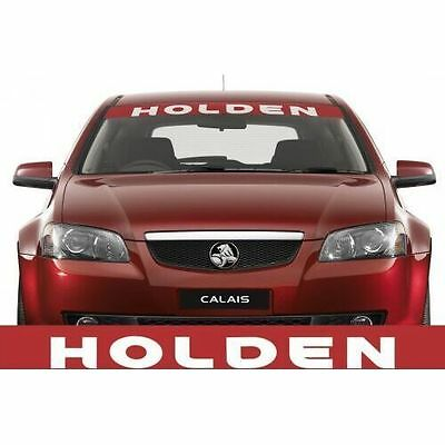 Holden V8 Racing Replica Block-Out Sun Visor