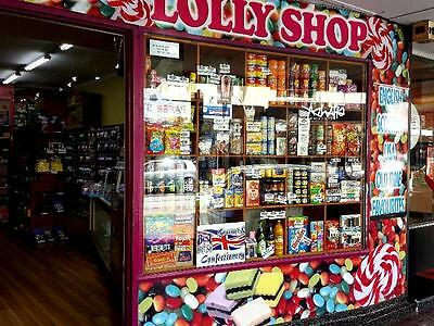 Iconic Retail Lolly Shop