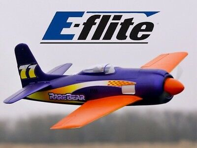 E -Flite Rare Bear AS3X BNF NEW IN BOX! DISCONTINUED & Hard to find