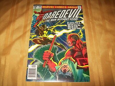 Daredevil # 168 Comic 9.6 NM+ 1st ELEKTRA High Grade 158 Key Netflix