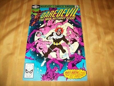 Daredevil # 169 Comic 9.6 NM + 2nd ELEKTRA High Grade 168 Key Netflix