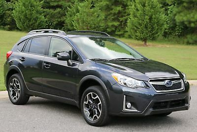 2016 Subaru XV Crosstrek Limited 2016 XV CROSS TREK LIMITED,GREY/BLK LEATHER,6K MILES WARRANTY,MINT