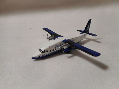 Gemini Jets - Diecast 1:400 Scale Pacific Coastal Shorts 360-300 Model Airliner