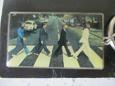Abbey Road Beatles Keyring Stocking Filler Music