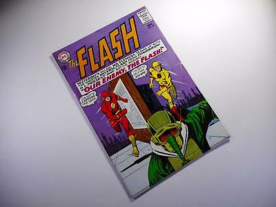 The Flash #147 (Dc 1St Series 1959) Vg- 3.5   Glossy  White Pages  2Nd Prof Zoom