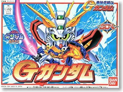 BB Senshi Gundam G (138) (Japan Import)