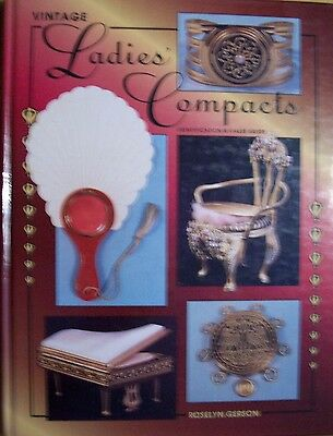 Vintage Women Compacts $$ Price Guide Collectors Book cosmetic cases