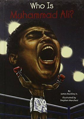 Who Is Muhammad Ali? (Who Was...? (PB)),LI,James Jr. Buckley - NEW