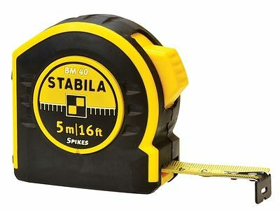 Stabila BM40 Pocket Tape 5m/16ft