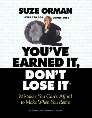You've Earned it, Don't Lose it: Mistakes You Can't Afford to Make When You  Re