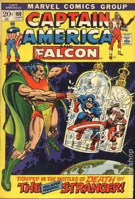 Captain America (1968 1st Series) #150 FN 6.0