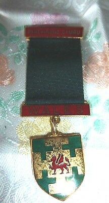 Kenning & Spencer    L.t.d      Welsh Medal.