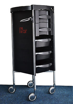 Hair Furniture, Hair Free Wheels , Eagle 2 Lockable total 5 drawers Trolley