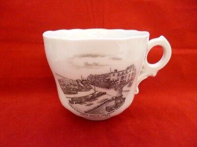 Vintage shaving mug queen victoria statue and royal for 1 royal terrace southend on sea