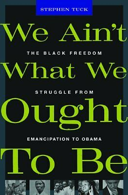 We Aint What We Ought To Be,PB,Tuck, Stephen - NEW