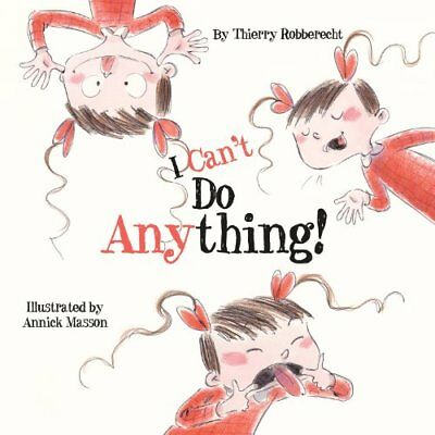 I Can't Do Anything,HC,Thierry Robberecht - NEW