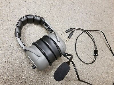 Telex Air3500 UPGRADED Aircraft Headset - Better Than New! General Aviation