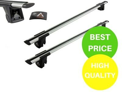Roof Rack Roof Bars Aguri Runner Fiat 500 Crossover 2015-