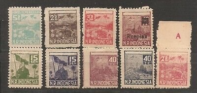 Indonesia  Japanese Occupation Netherlands Indie
