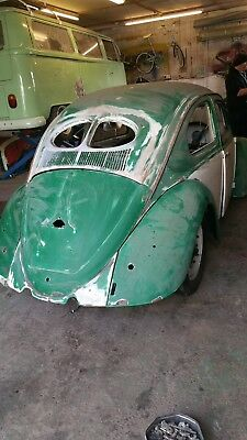 Classic 1958 Beetle. Easy Project. 95% Completed