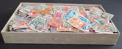 VINTAGE BR.EMPIRE COLLECTION IN OLD TISSUE BOX - COUPLE OF 1000s - MINT & USED