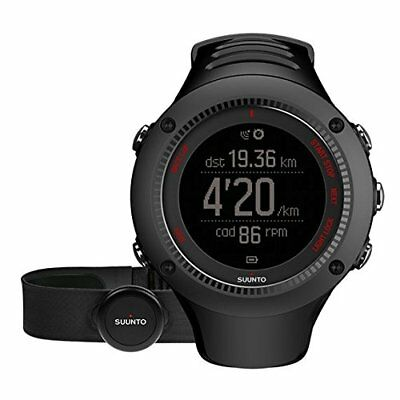 Suunto Ambit3 RUN Black HR Sportuhr