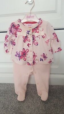 ted baker baby girls outfit newborn