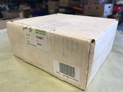 NEW MURR ELEKTRONIK Power + series 85085 MCS10-230/24  Power Supply 10A 24VDC