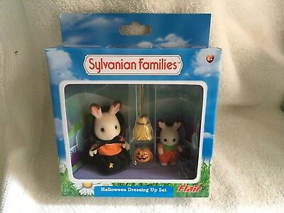 New Clothes For Sylvanian Families Halloween Outfits