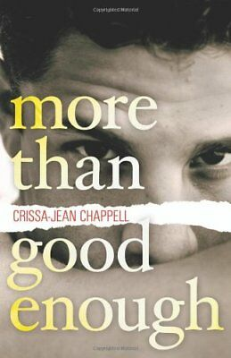 More Than Good Enough,PB,Crissa-Jean Chappell - NEW