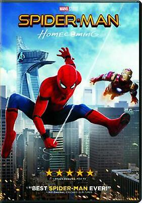 Spider-man: Homecoming - DVD Region 1 Free Shipping!