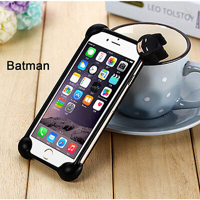 Universal All 4-6 Inches Phone Bumper Soft Silicone Phone Case Protective Covers