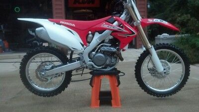 2012 Honda CRF  Honda CRF 450 R 2012, excellent condition, never raced, adult owned.