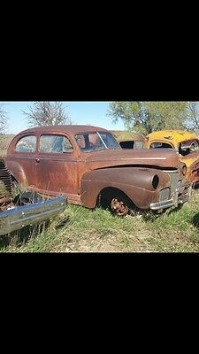 1941 Ford Other Deluxe 1941 Ford 2 Door Sedan Deluxe - Street Rod Project