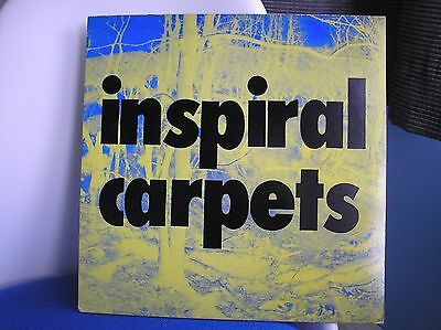 Inspiral Carpets - Butterfly  Uk Cow