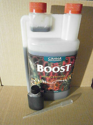 Canna Boost Accelerator Hydroponic Nutrient additive- Decanted 30ml sample