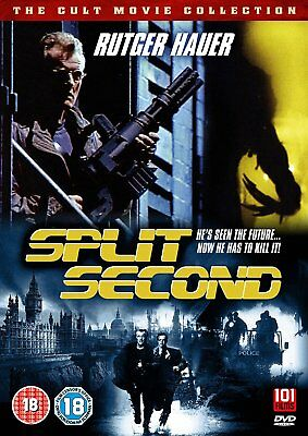 Split Second [DVD], 5037899059579, Rutger Hauer, Neil Duncan, Michael J. Pollar.
