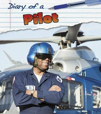 Pilot (Diary of a. . .),HC,Angela Royston - NEW
